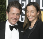 Hugh Grant skal være far for femte gang